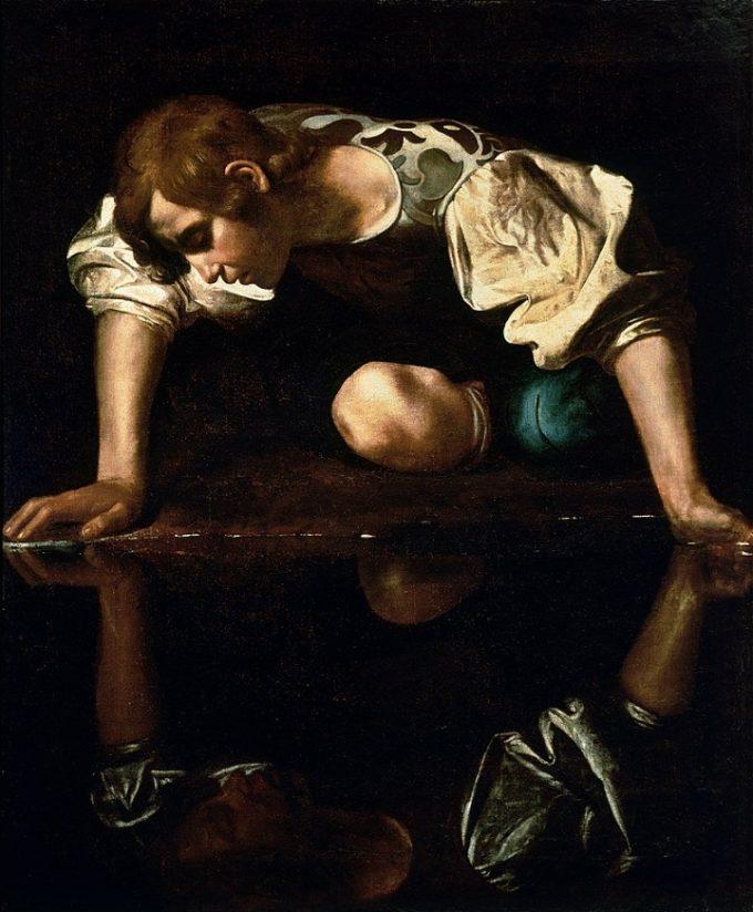 Mito di Narciso: non si può possedere se stessi