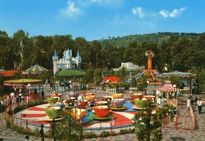 parchi giochi della campania