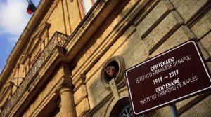 L'Institut français Napoli spegne 100 candeline
