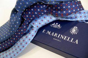 Cravatte Marinella: fiore all'occhiello della moda napoletana