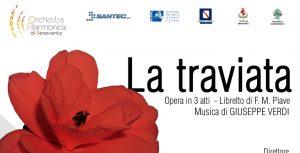 """""""La Traviata"""" dell' OFB : eccellenza e bellezza a Benevento"""