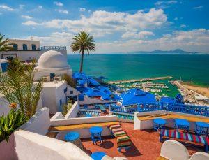 Sidi Bou Said: il villaggio bianco e blu sulle coste della Tunisia