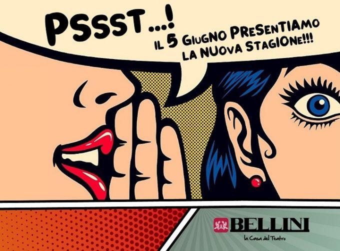 laLa nuova stagione teatrale del Bellini