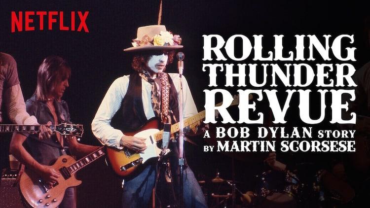 Rolling Thunder Revue, Scorsese racconta Dylan