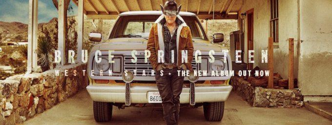 Western Stars, l'ultimo disco di Bruce Springsteen
