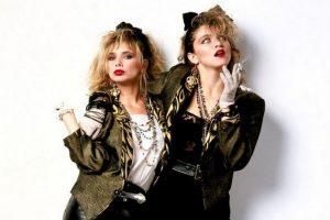 Abbigliamento anni '80