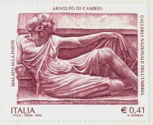 Arnolfo scultore toscano del 200
