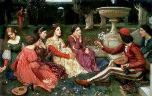 Boccaccio a Napoli: una riflessione sulle opere