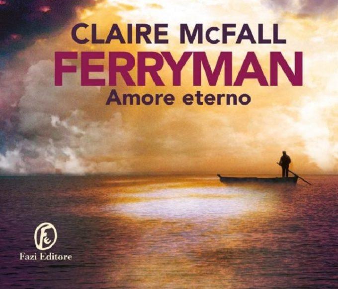 Ferryman – Amore eterno, un romanzo fantasy di Claire McFall