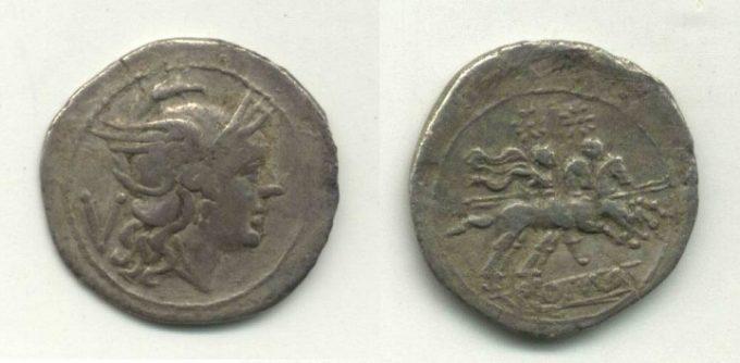 I mitici Dioscuri