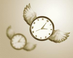 Il tempo vola ed è tardi, sempre troppo tardi.