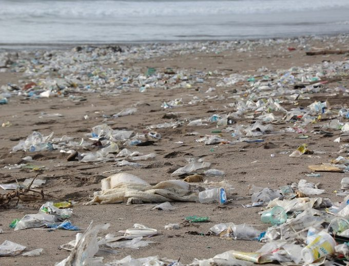 La grande chiazza di immondizia e The Ocean Cleanup