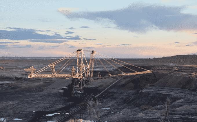 Regioni minerarie tedesche: ieri e oggi