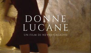 """Shara nel film """"Donne lucane"""" del regista Nevio Casadio"""