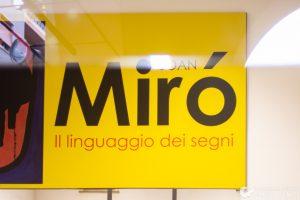 Joan Miró a Napoli, un surrealista al PAN
