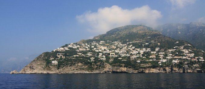 Praiano, dolce incanto della Costiera Amalfitana
