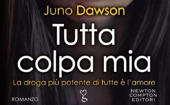 Tutta colpa mia, un romanzo di Juno Dawson