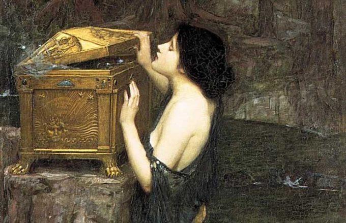 Mito Pandora: quel vaso da cui uscirono tutti i mali