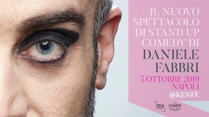 FAKEminismo, il nuovo spettacolo di Daniele Fabbri   Recensione