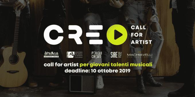 C.R.E.O., il concorso per giovani musicisti under 35