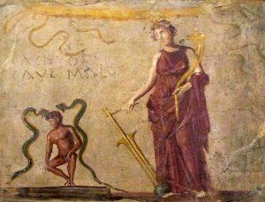 Tyche nel mondo greco-romano: la dea dell'imperscrutabile