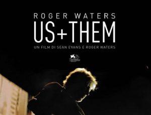 Us + Them: stravince al cinema il docufilm politico di Roger Waters