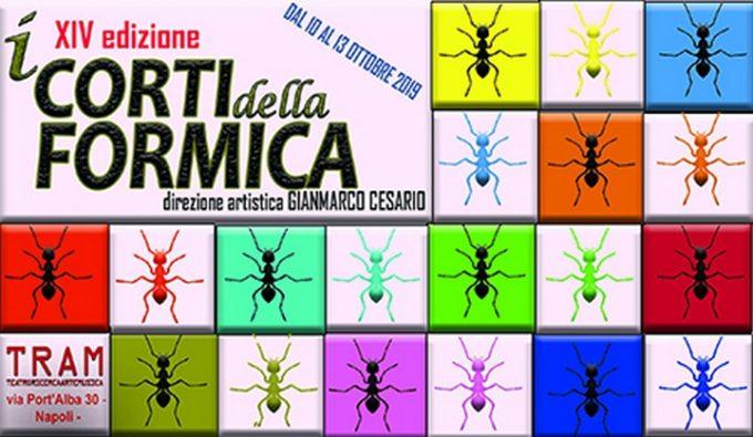 I CORTI DELLA FORMICA, la XIV edizione al Teatro Tram di Napoli