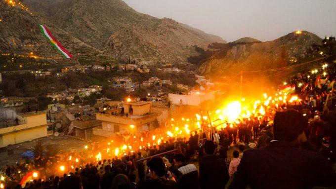 Kurdistan sotto attacco della Turchia: è un massacro