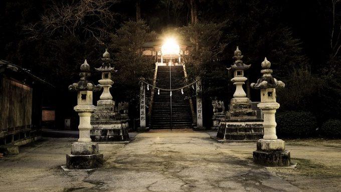 Lo Shintoismo e l'adorazione del Kami