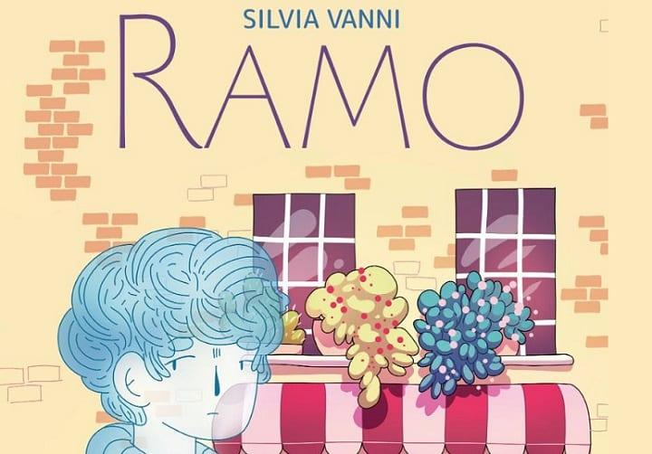 Silvia Vanni esordisce con il romanzo grafico Ramo
