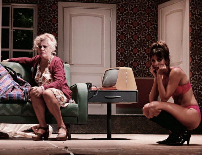 Rumori fuori scena con Valerio Binasco al Teatro Bellini