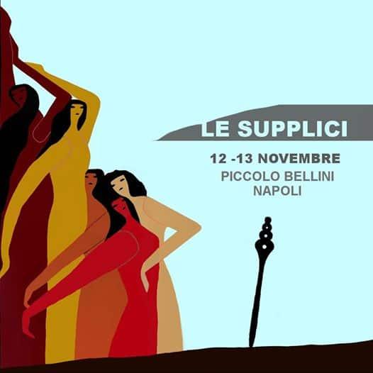 Le supplici: ribellione, libertà e tragedia in scena al Piccolo Bellini