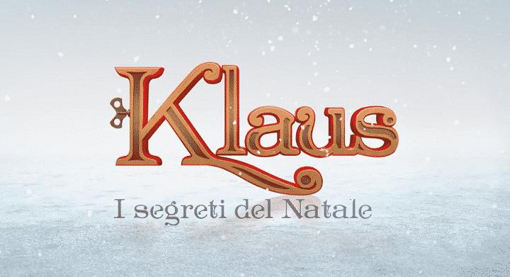Klaus-I segreti del Natale, il nuovo cartoon distribuito da Netflix