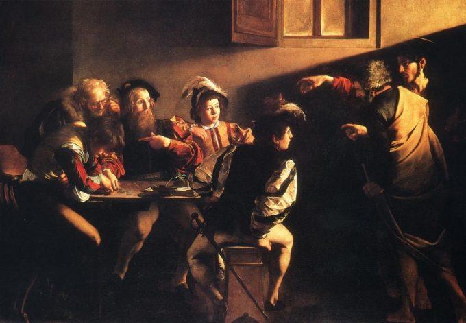 Dipinti di Caravaggio