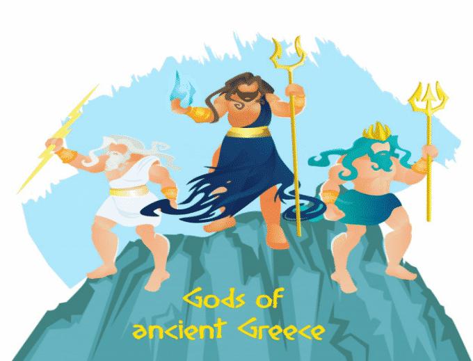 Fratelli di Zeus, chi sono e i loro miti più famosi