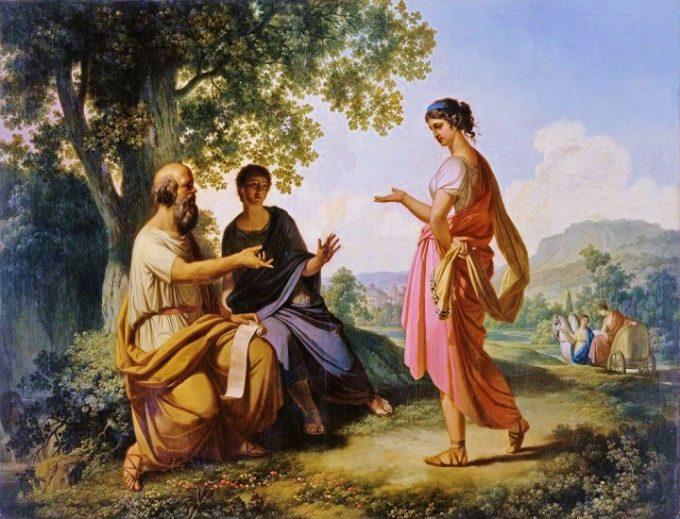Diotima di Mantinea: maestra di Socrate e dell'amore