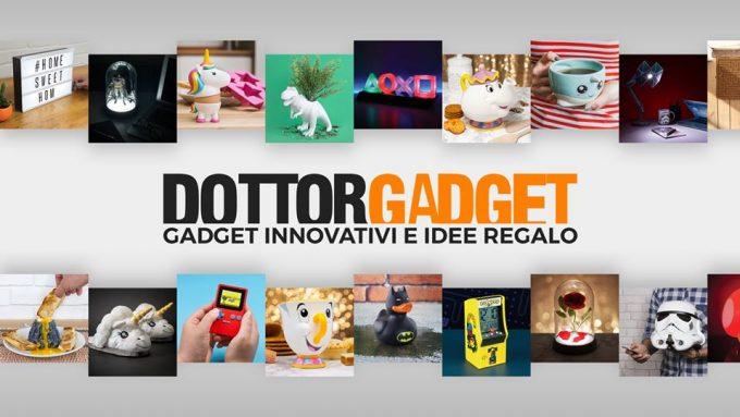 DottorGadget: intervista ai creatori del sito di e-commerce