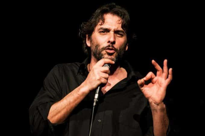 Filippo Giardina: la satira non parla di attualità | Intervista