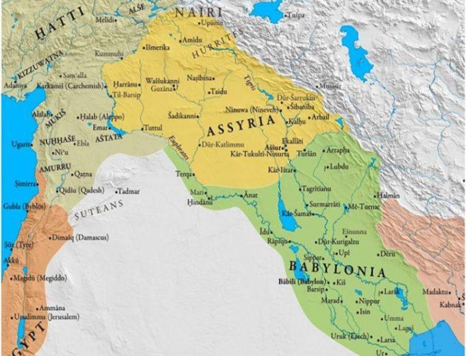 Assiri e Babilonesi