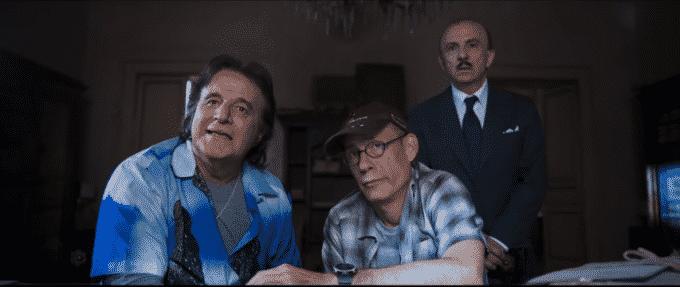 Sono solo fantasmi, l'ultimo film di Christian De Sica presentato al Metropolitan