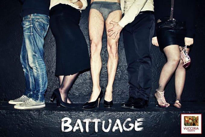 Battuage: il teatro del battere dei Vuccirìa | Recensione