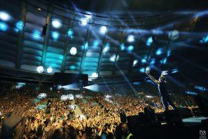 Fabrizio Moro torna ad incantare: grande successo all'Augusteo