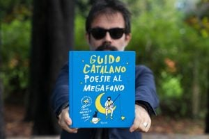 Guido Catalano: Poesie al megafono al Tempio Valdese