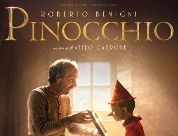 Pinocchio. Il nuovo capolavoro di Matteo Garrone