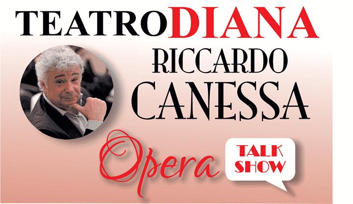 Opera talk show: riparte al teatro Diana la rassegna lirica con L'Otello