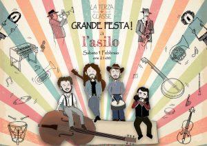 Intervista a La Terza Classe: il folk torna all'Asilo Filangieri