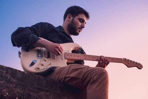 Luca Notaro e il suo primo album About It: intervista