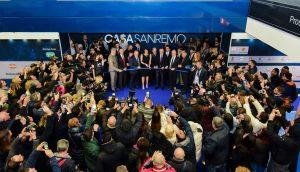 CASA SANREMO XIII EDIZIONE: SIGLA LA PARTNERSHIP CON RAI E DIVENTA LA CASA DEL FESTIVAL