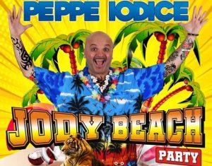 Peppe Iodice con lo spettacolo Jody Beach Party al Teatro Augusteo