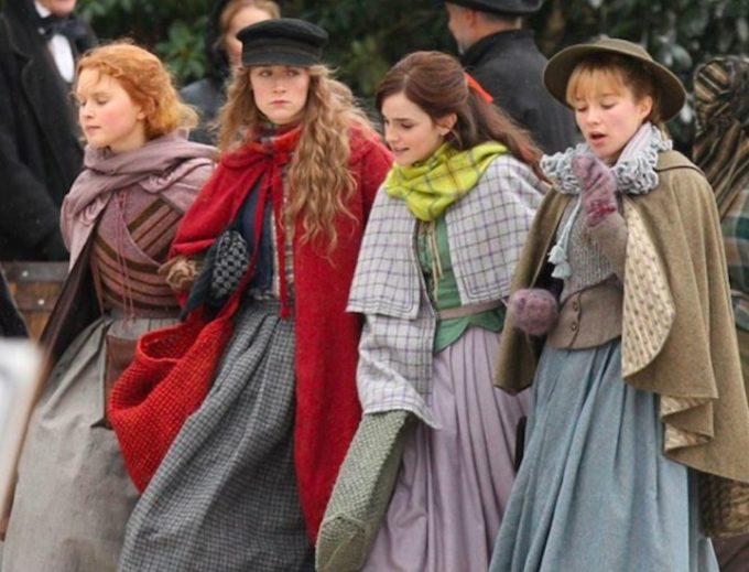 Greta Gerwig e il nuovo adattamento cinematografico di Piccole donne